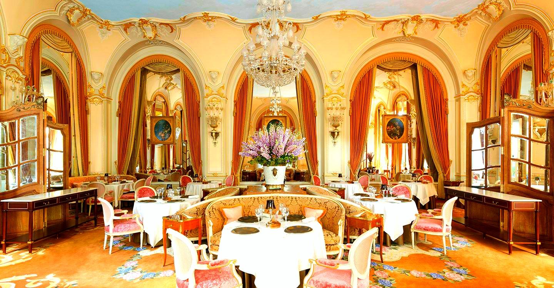 Evolutia serviciilor de alimentatie in Europa-Ritz Paris