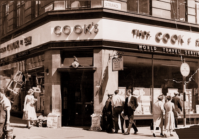 Thomas Cook Agency-Londra (1959)