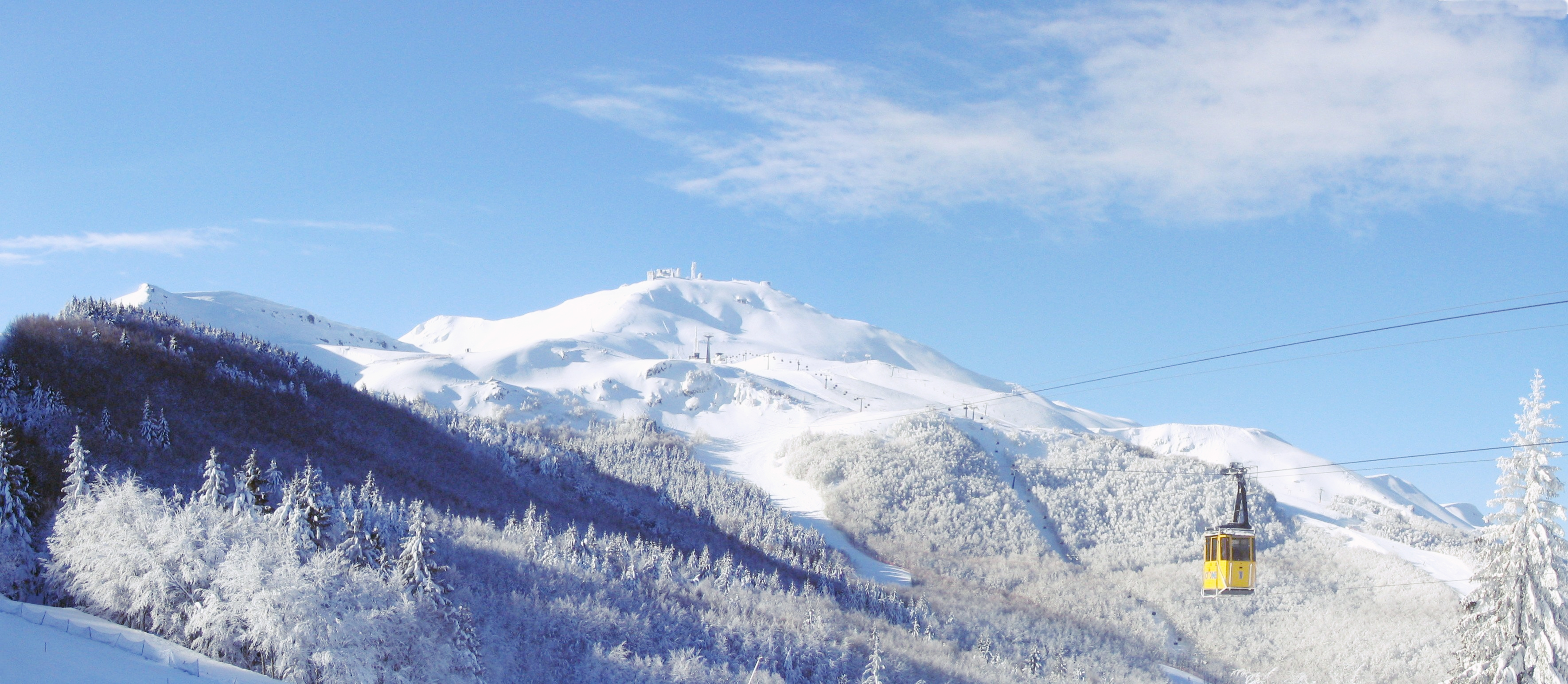 Cimone Mount-Apeninii Nordici