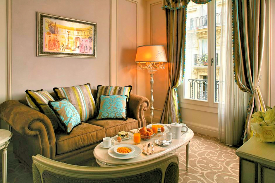 Hotel Balzac Paris-Junior Suite