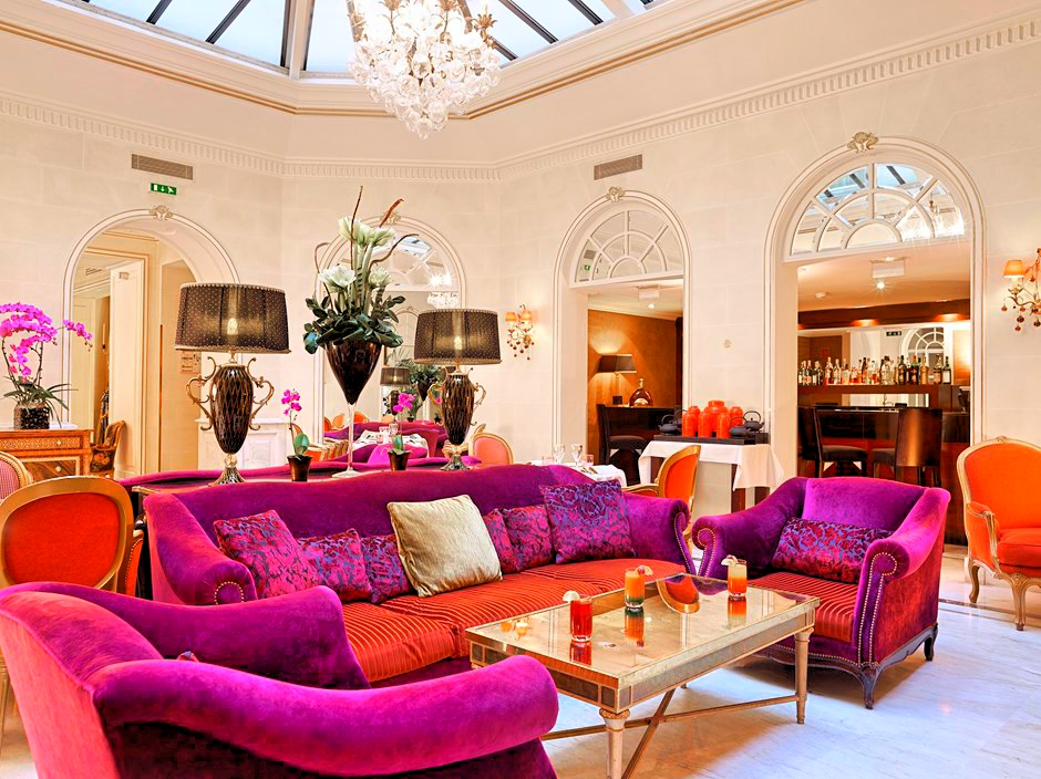 Hotel Balzac Paris-Lounge Bar