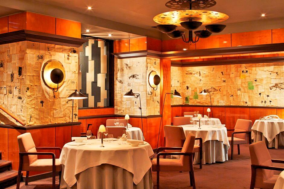 Hotel Balzac Paris-Restaurant Pierre Gagnaire