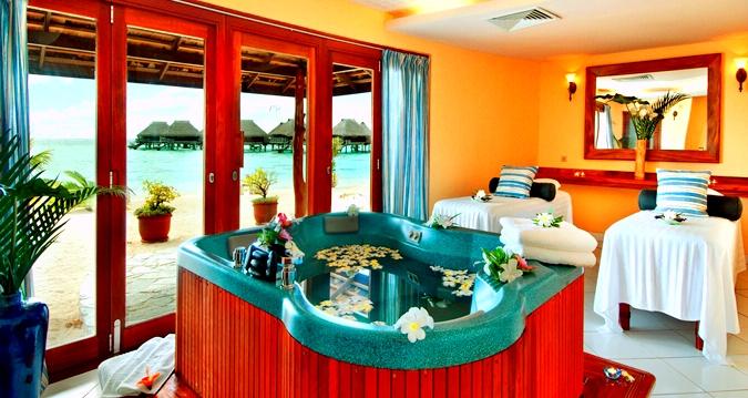 Hilton Moorea Lagoon Resort&Spa-Moorea Lagoon Spa
