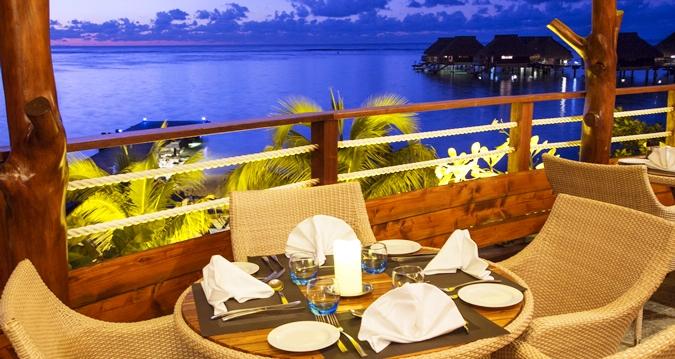 Hilton Moorea Lagoon Resort&Spa-Restaurant Arii Vahine