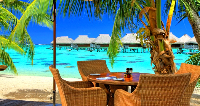 Hilton Moorea Lagoon Resort&Spa-Rotui Grill&Bar