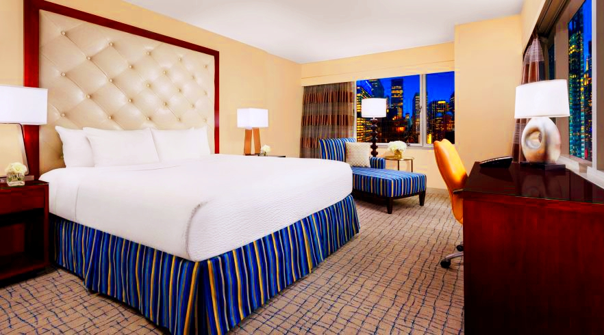 Hotel Crown Plaza Manhattan Times Square-Traditional King