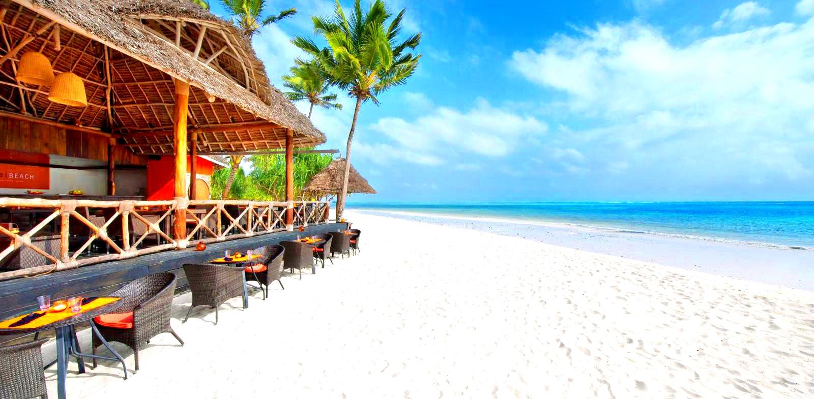 Melia Resort Zanzibar-Restaurant Gabi
