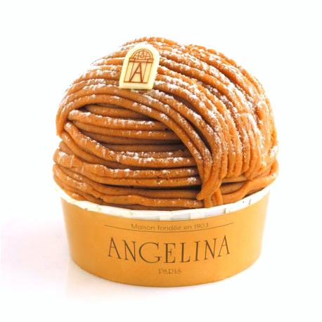 Ceainaria Angelina Rivoli Paris-Mont Blanc