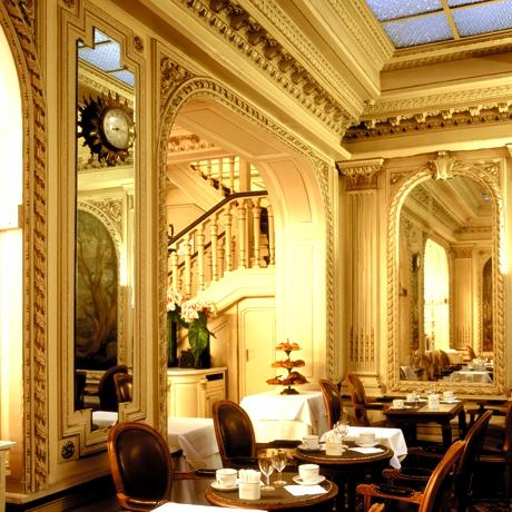 Ceainaria Angelina Rivoli Paris-salon de ceai