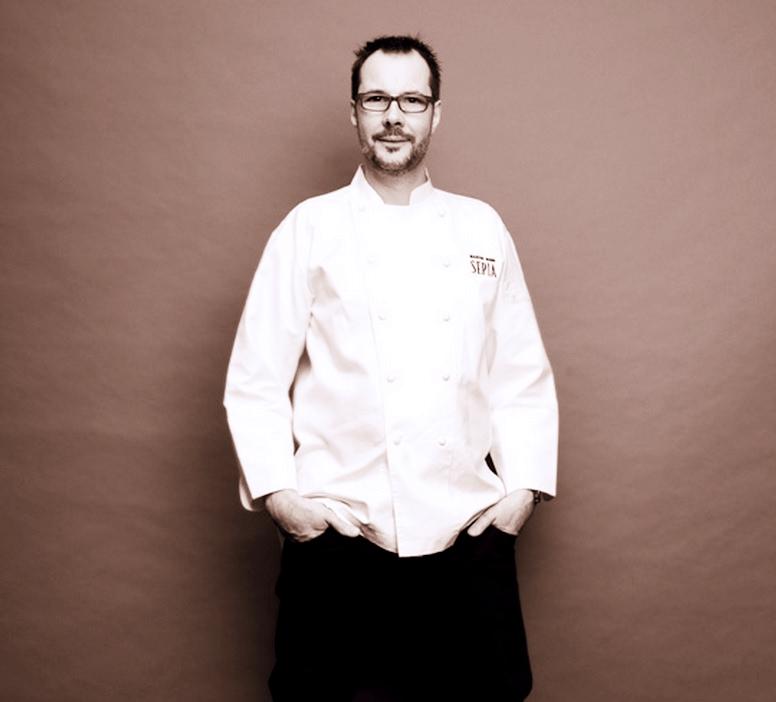 Chef Martin Benn