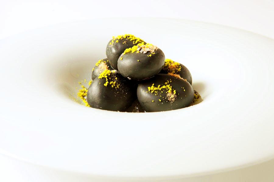 Restaurant Sepia Sydney-Japanese Stones