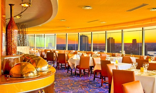 Restaurant-The-View-New-York-Image