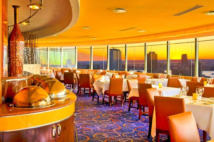 Restaurant The View New York