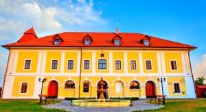 Castelul Haller Ogra