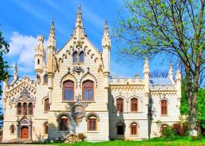 Castelul Sturdza Miclauseni
