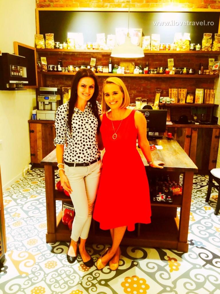 Alexandra si Andreea Esca