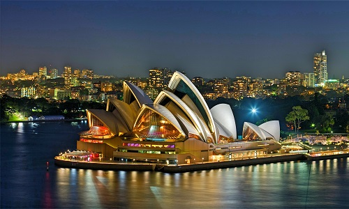 Sydney-Opera-House-Sydney-Australia-by-Night-Image