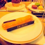Angelina Cafe sweets Paris through the voice of Celine Dion