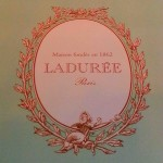 Laduree Paris through the voice of Celine Dion