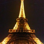 Tour Eiffel Paris through the voice of Celine Dion
