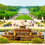 City Break la Paris, Franta-Gradinile Versailles
