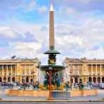 City Break la Paris, Franta-Place de la Concorde