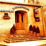 Restaurante Sibiu-Butoiul de aur-exterior