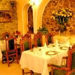Restaurante Sibiu-Butoiul de aur-interior